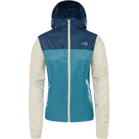 The North Face Cyclone Jacket Women beige/blue